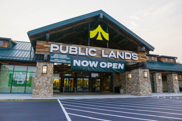 Public Lands Outdoor Specialty Store in Pittsburgh
