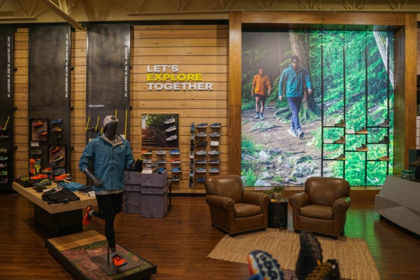Shopping at Public Lands in Cranberry