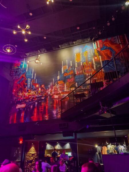Thunderbird Cafe Venue Size - Tall Ceilings
