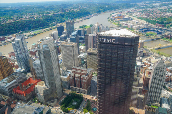 A Pittsburgh Helicopter Tour is a Great Way to See the City