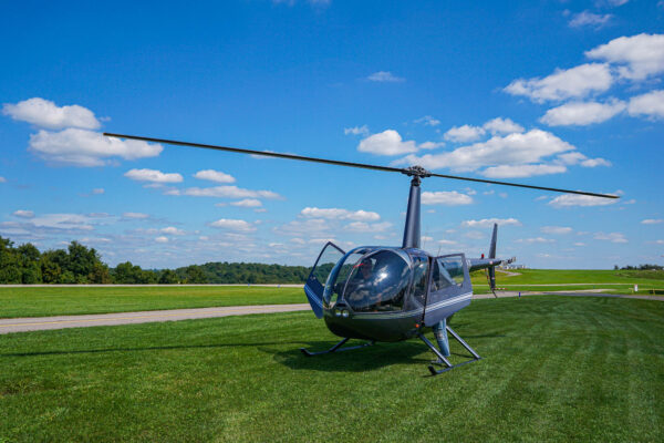 Vortex Helicopter Services is a Great Way to See Pittsburgh from Above