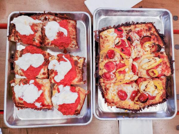 Driven Detroit Style Pizza